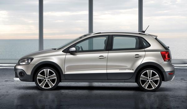 Fotos: Volkswagen Cross Polo: un utilitario campero