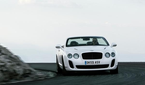 Fotos: Fusión de extremos: Bentley Continental Supersports Convertible