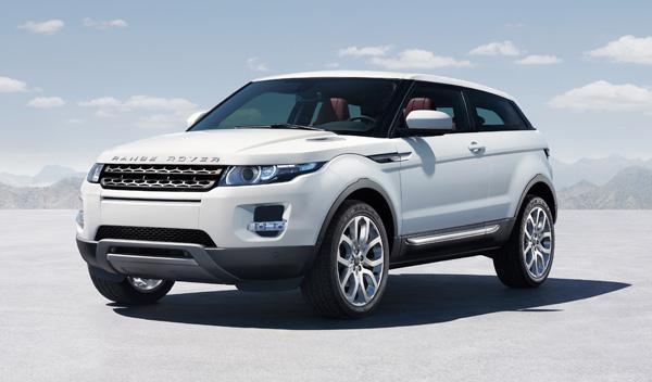 galeria: El Range Rover Evoque llega con una fiesta