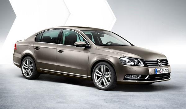 Fotos: Presentado en el Salón de París el nuevo Volkswagen Passat