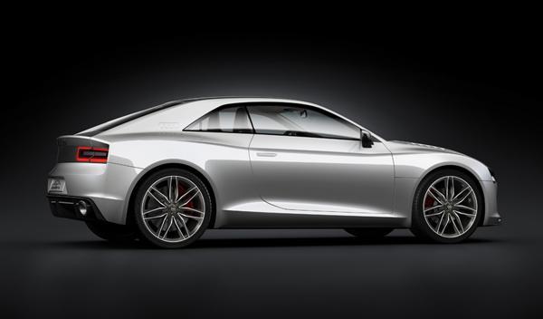 Fotos: El Audi Quattro Concept de 408 CV debuta en el 30 aniversario del modelo