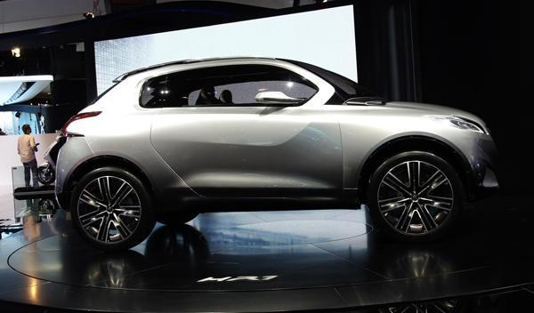 Fotos: Peugeot HR1: el urbano más futurista, en el Salón de París