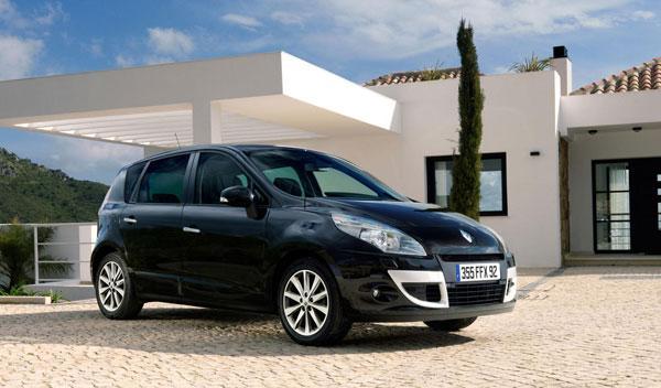 Fotos: Renault Scénic y Nuevo Laguna se apuntan a las bajas emisiones