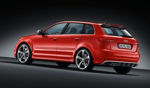 Fotos: Audi RS 3 Sportback: el A3 más brutal
