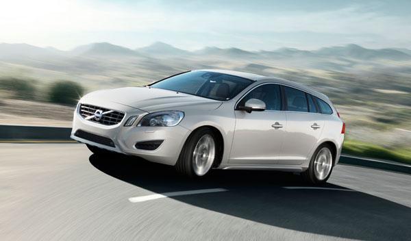 Fotos: Volvo presenta el nuevo V60, el primer Sport Wagon de la marca sueca