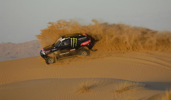 Fotos: AUTOBILD.ES te ofrece todas las claves del Dakar 2011