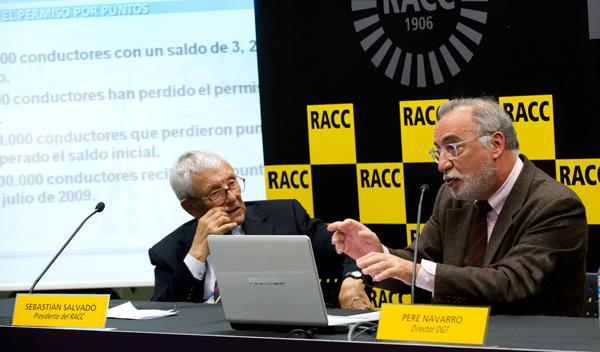 Pere Navarro director DGT