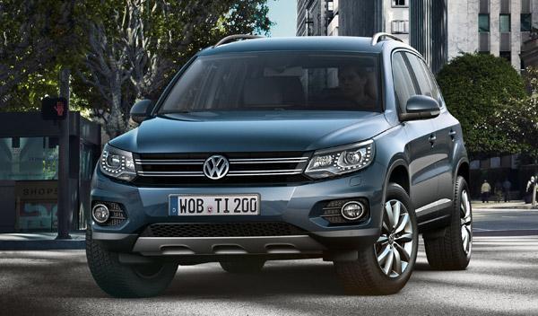 Nuevo Volkswagen Tiguan Salon presente Salón Ginebra