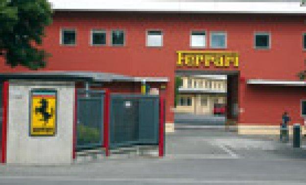Ferrari: una factoría de sueños