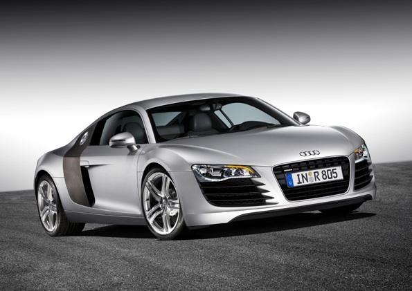 Audi R8 rubi berlusconi