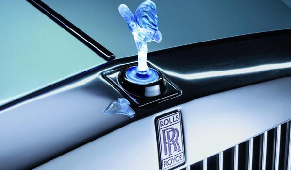 Rolls Royce 102 EX Frontal