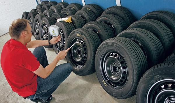 Industria quiere neumáticos ecológicos