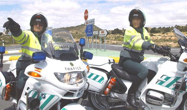 La Guardia Civil, contra la DGT