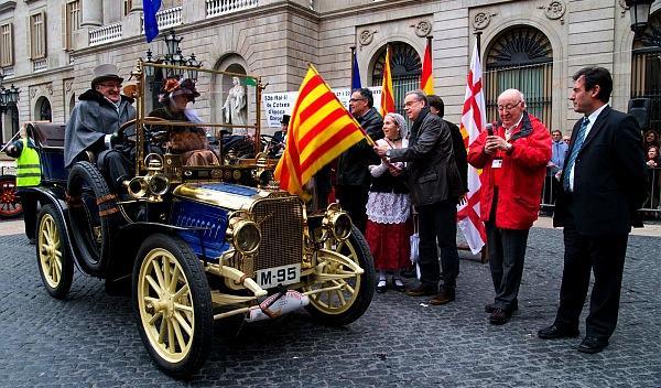 Rally Barcelona-Sitges