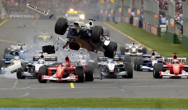 Ralf Schumacher, GP Australia 2002