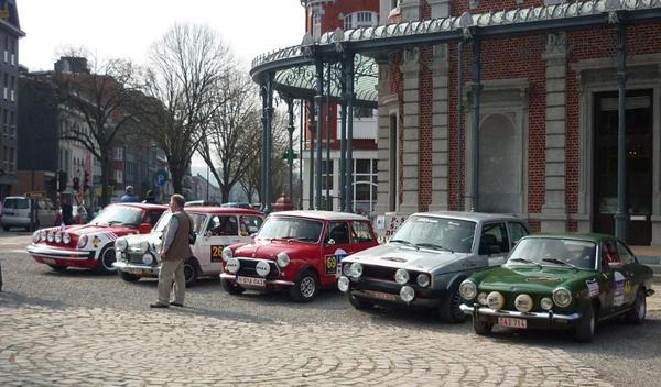 Se inicia el VIII Rally Costa Brava Histórico