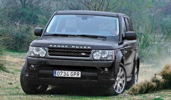 Range Rover Sport 3.0 SUV todoterreno frontal