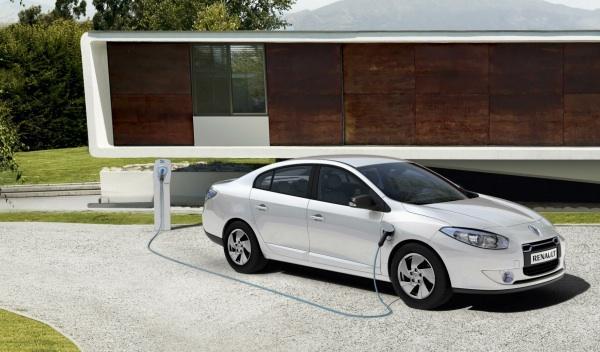 Aumentan diez veces los coches eléctricos matriculados