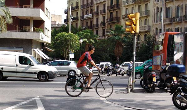 Cárcel para el conductor que menosprecie al ciclista