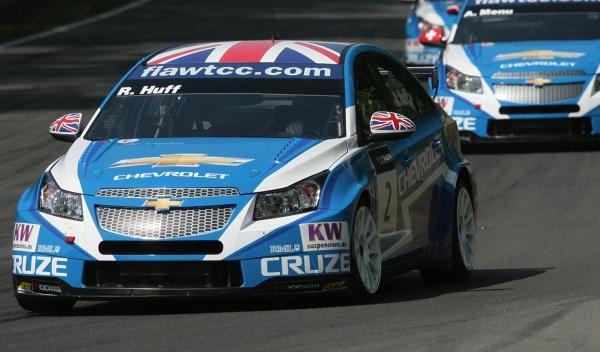 Robert Huff-Chevrolet Cruze