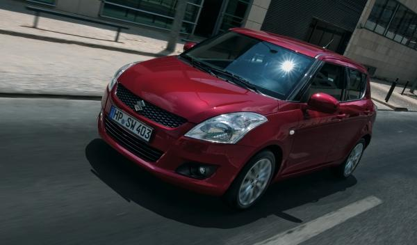 suzuki swift diesel frontal