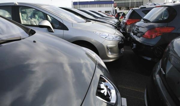 Suben las compras de vehículos de renting