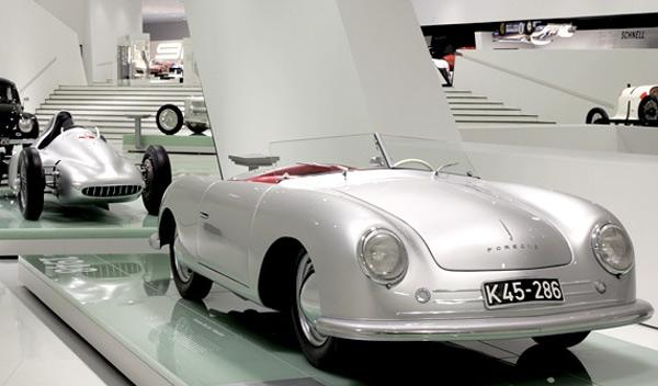 Porsche celebra 80 a os de dise o e ingenier a for Porche diseno