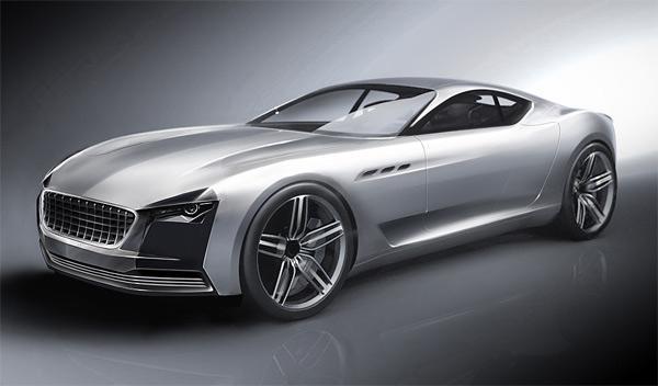 El Identity Y2 monta un V10 de Audi con 520 CV