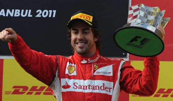Fernando Alonso-GP Turquía