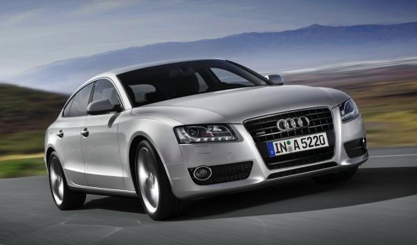 Audi A5 Sportback frontal