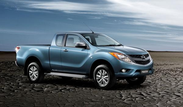 Mazda BT-50 pick-up todoterreno exterior