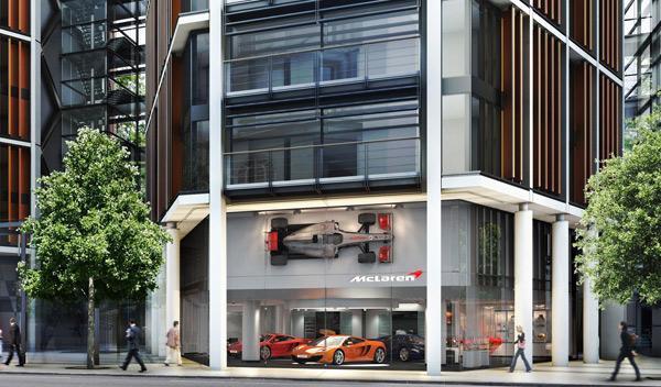 McLaren-London-Showroom-escaparate