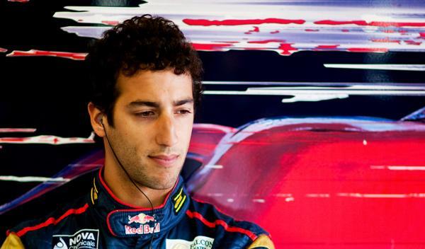 Ricciardo, piloto oficial de Hispania desde Silverstone
