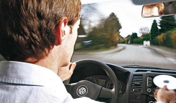 Los gadgets tecnológicos causan el 25% de los accidentes
