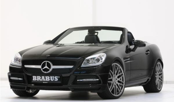 Brabus-Mercedes-SLK-2011