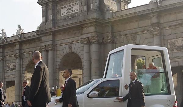 Visita del Papa: estos son los cortes para hoy viernes 19