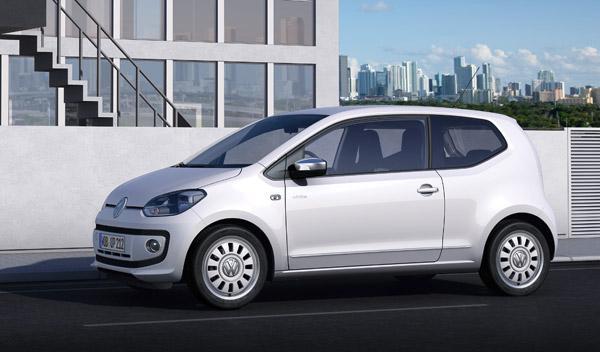 Volkswagen up! perfil