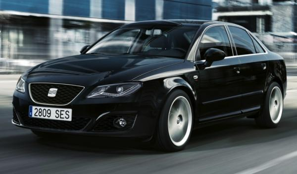 Seat Exeo restyling frontal