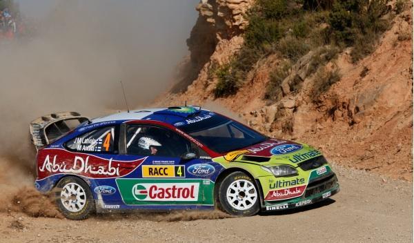 J-M. Latvala/Rally RACC 2010