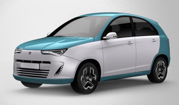 El primer SUV híbrido ruso