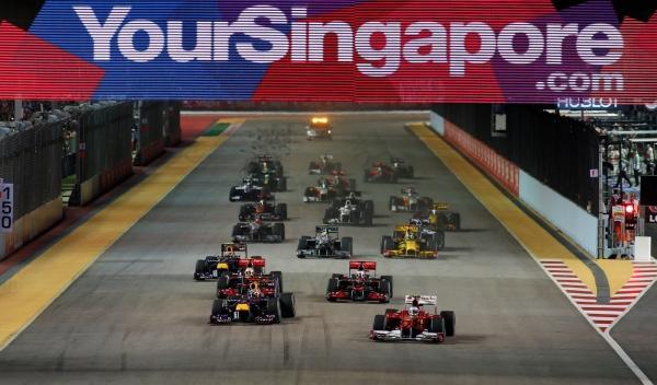 Gran Premio de Singapur 2010