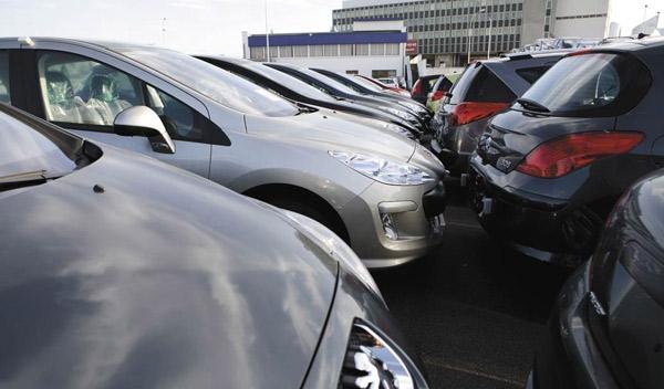 Con una rebaja del IVA, la venta de coches aumentaría