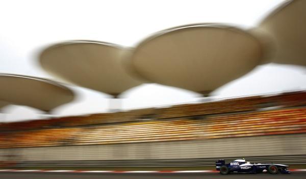 Circuito de Shangai