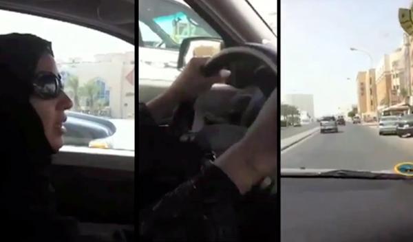 Arabia Saudí, allí donde las mujeres no pueden conducir