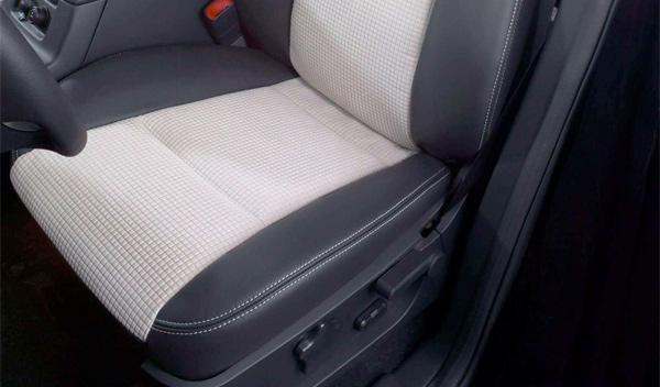 Crean asientos capaces de reconocer el culo del conductor