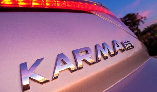Las baterías del Fisker Karma, con riesgo de cortocircuito