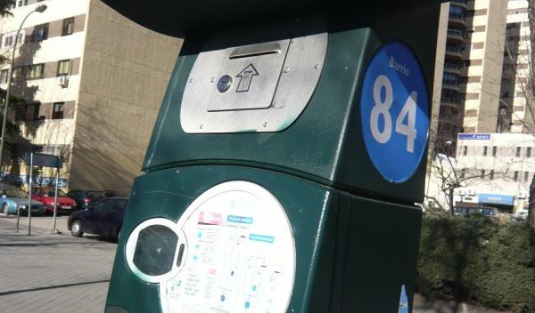 El aparcamiento en plazas del SER de Madrid sube de precio
