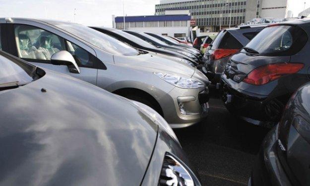 Más ventas de coches de segunda mano