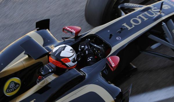 Kimi Räikkönen-Lotus