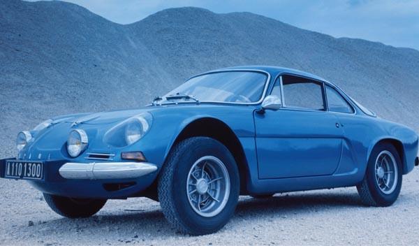 El Renault Alpine A110 cumple 50 años